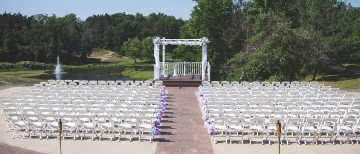 Vanns Valley Event Center - Outdoor Wedding Venue
