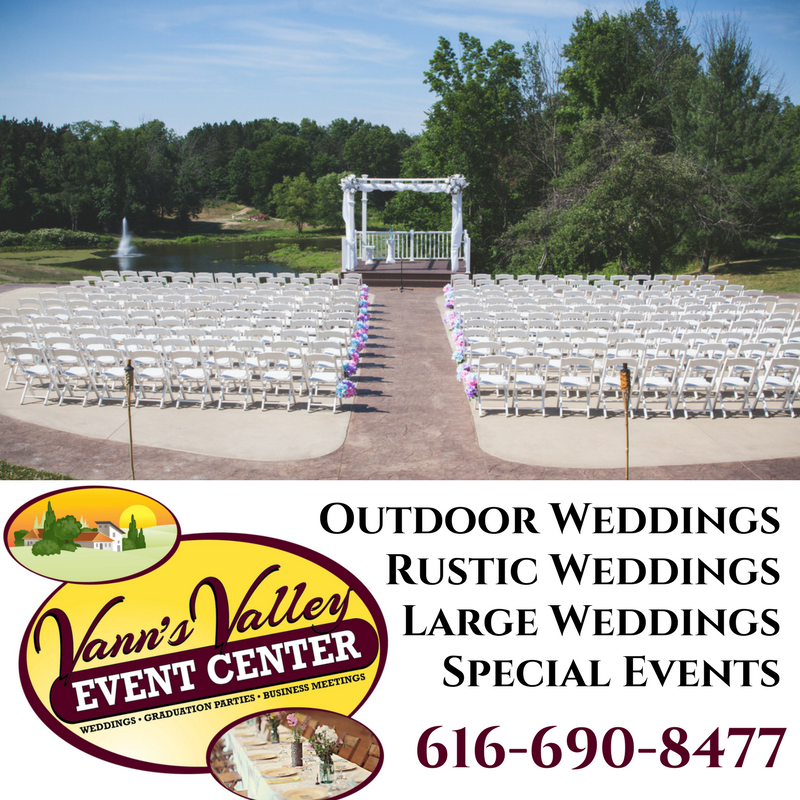 Wayland Weddings at Vann's Valley Event Center