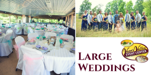 Wayland large wedding venue