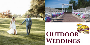 Wayland outdoor wedding venue
