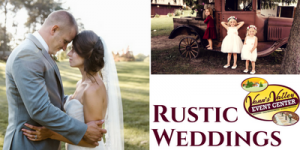 Wayland rustic weddings